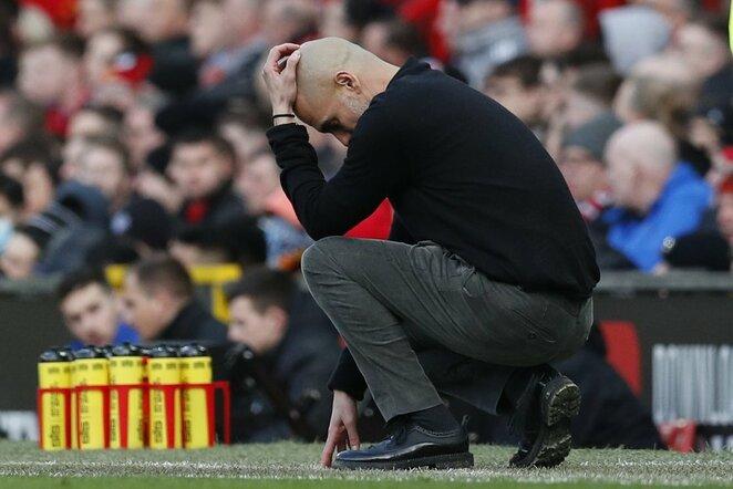 Josepas Guardiola | Scanpix nuotr.