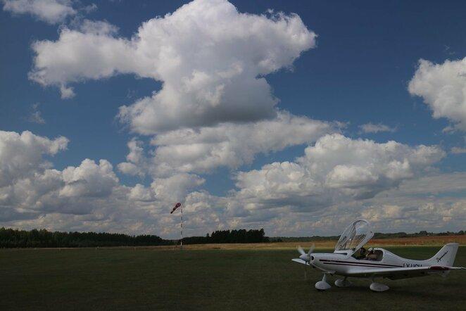 Ignalinos aerodromas | Ignalinos aerodromo nuotr.