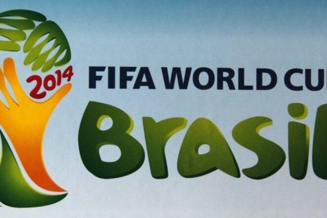 Pasaulio čempionato logotipas | Reuters/Scanpix nuotr.