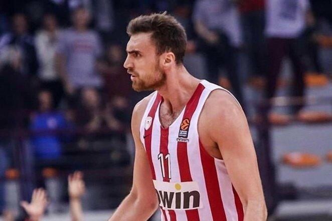 Nikola Milutinovas | Instagram.com nuotr