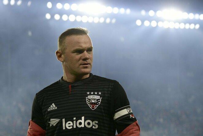W.Rooney | Scanpix nuotr.