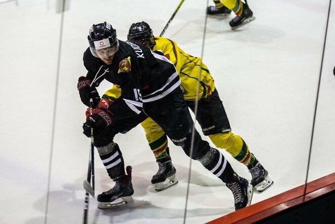 Rungtynių akimirka | hockey.lt nuotr.