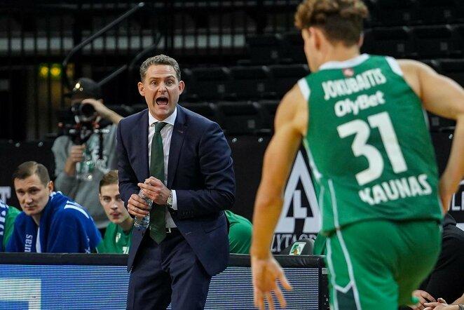 Martinas Schilleris | Sportas.lt/Tito Pacausko nuotr.