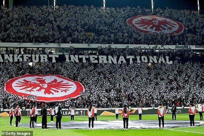 """""""Eintracht"""" sirgaliai   Organizatorių nuotr."""