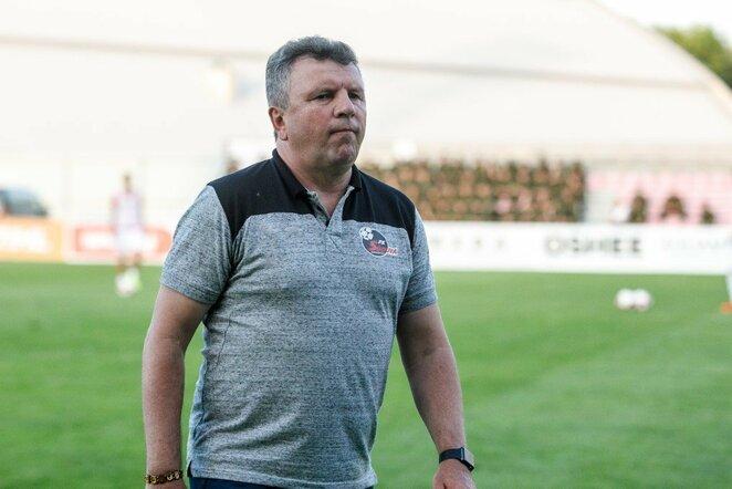 Vladimiras Čeburinas | Eriko Ovčarenko / BNS foto nuotr.