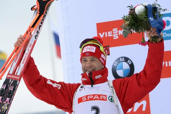 Ole Einaras Bjoerndalenas   Scanpix nuotr.