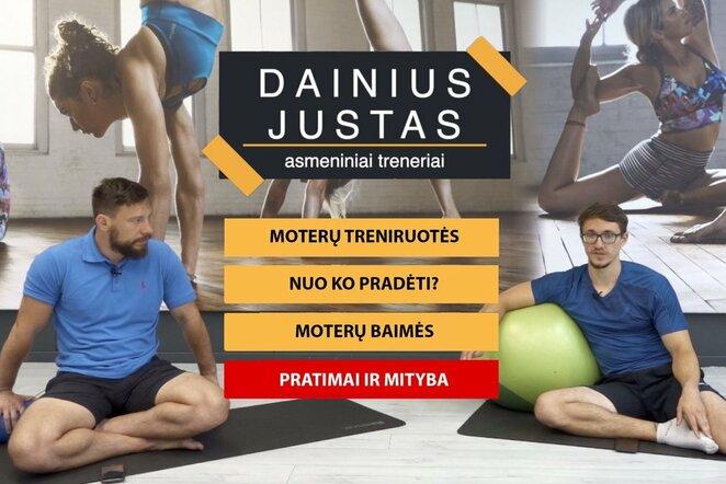 Justas ir Dainius | Organizatorių nuotr.