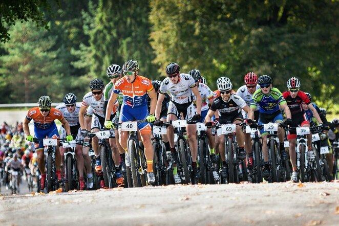MTB dviračių maratonų taurė | Organizatorių nuotr.