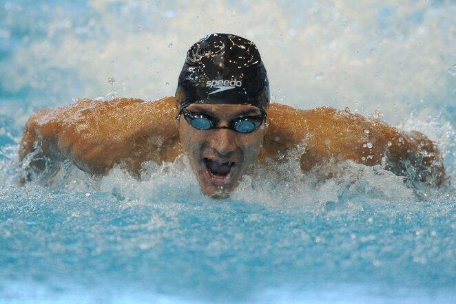 Europos plaukimo čempionatas   AFP/Scanpix nuotr.