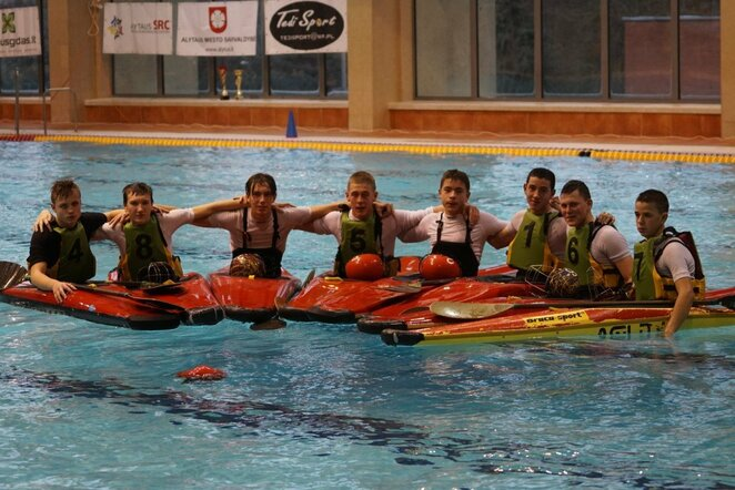 Alytaus sporto ir rekreacijos centro komanda | Organizatorių nuotr.