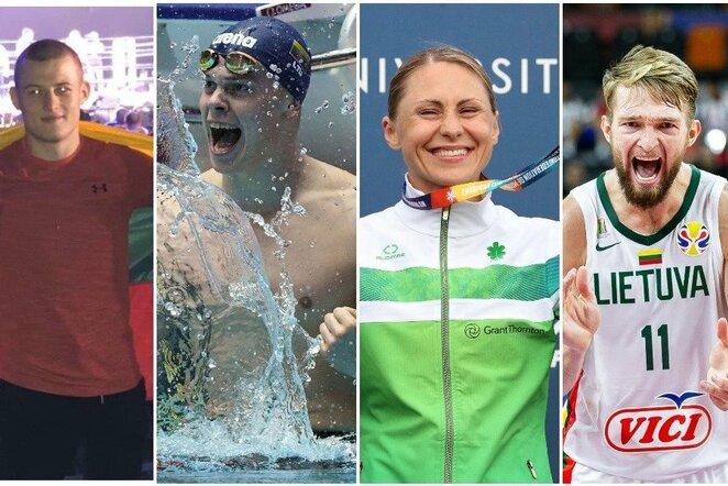 Patvirtintas Tokijo olimpinės rinktinės kandidatų sąrašas | Scanpix nuotr.