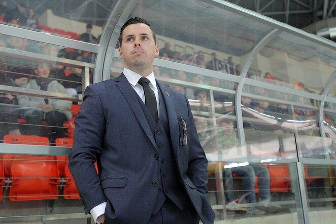 Dougas Boulangeris | hockey.lt nuotr.