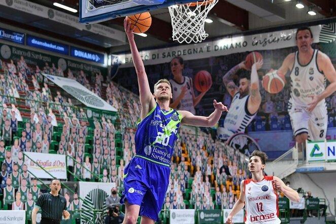 Eimantas Bendžius   FIBA nuotr.