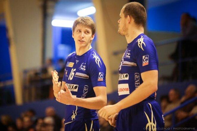 Arvydas Mišeikis (kairėje) | asmeninio archyvo nuotr.