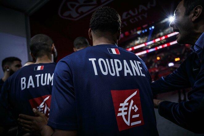 Toupane   FIBA nuotr.