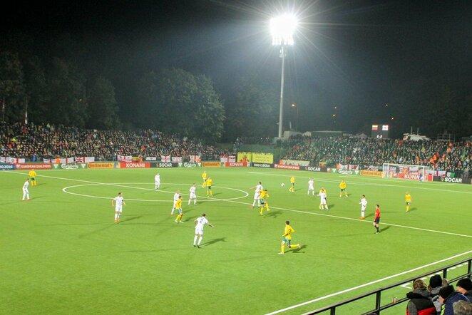 LFF stadionas | LFF/V.Knyzelio nuotr.