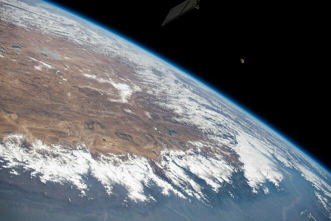 Žemė iš kosmoso | Scanpix nuotr.