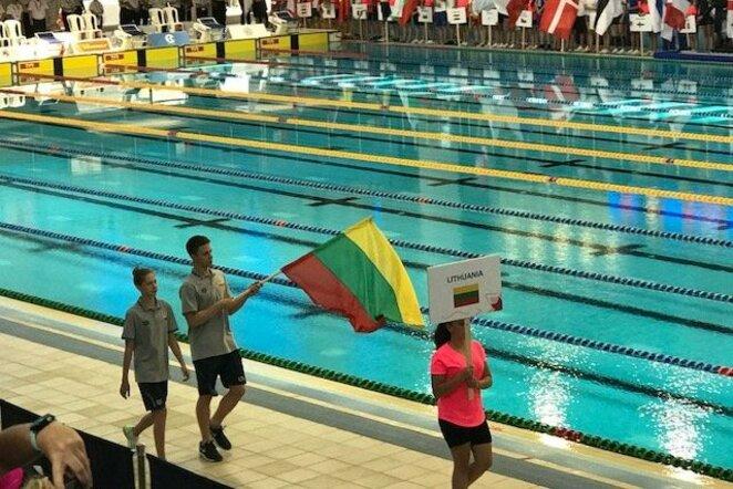 Plaukimas | Organizatorių nuotr.