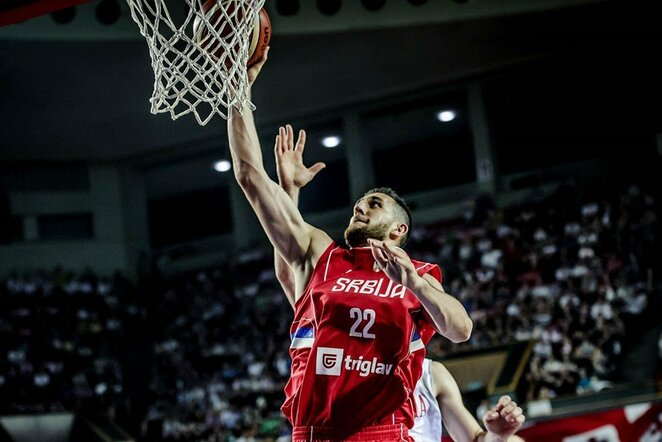 Vasilije Micičius | FIBA nuotr.