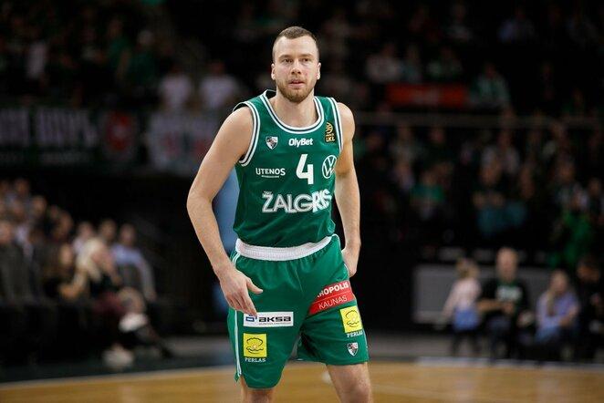 Lukas Lekavičius | Eriko Ovčarenko / BNS foto nuotr.