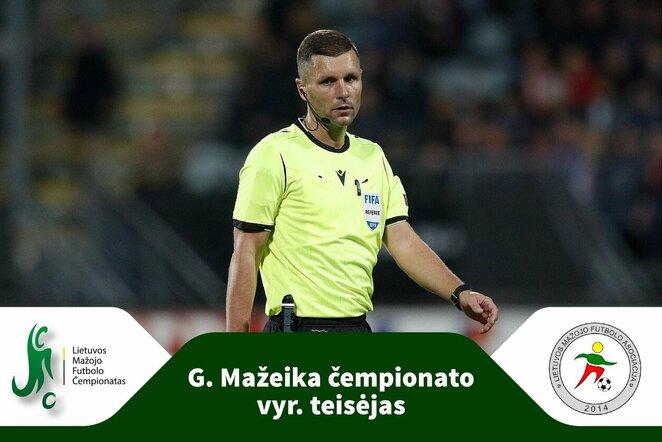 Gediminas Mažeika | Organizatorių nuotr.