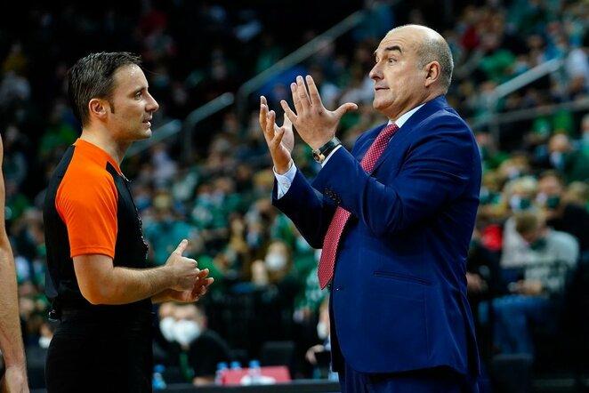 Jaume Ponsarnau | Sportas.lt/Tito Pacausko nuotr.