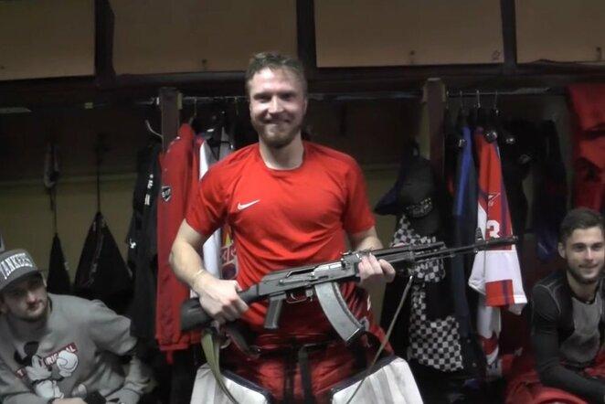 Savelijus Kononovas   Youtube.com nuotr.
