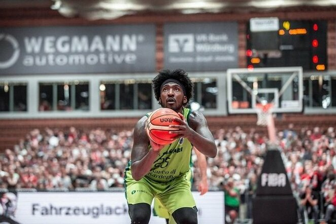 Thomasas | FIBA nuotr.