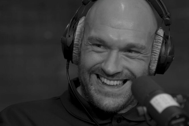 Tysonas Fury | Youtube.com nuotr.