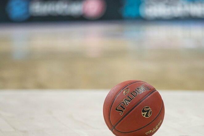 Krepšinio kamuolys | BNS nuotr.