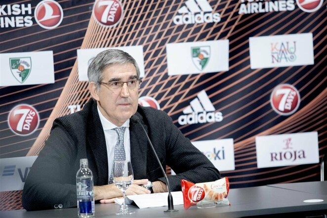 Jordi Bertomeu | Josvydo Elinsko / BNS foto nuotr.