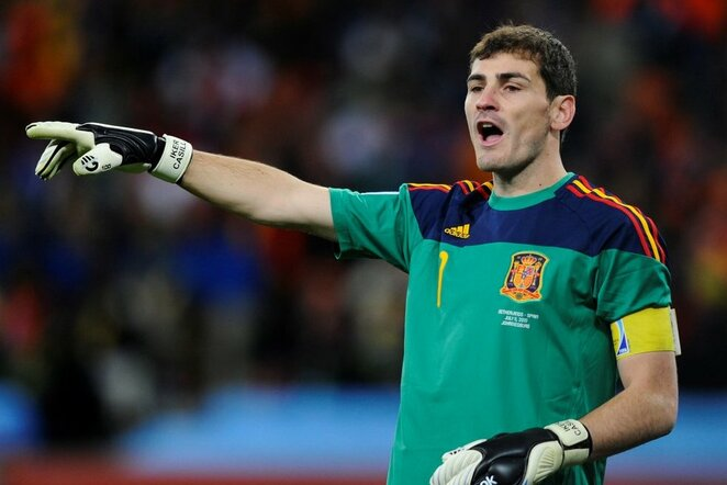 Ikeras Casillasas | Scanpix nuotr.