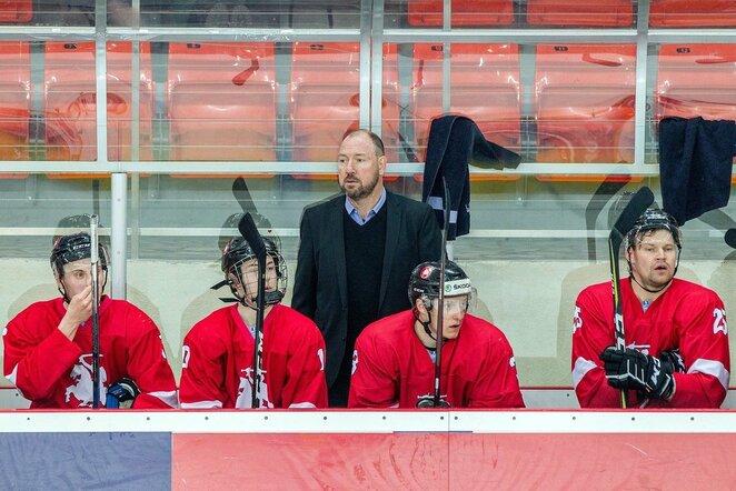 Danielis Lacroix | hockey.lt nuotr.