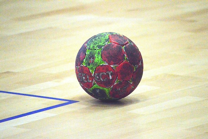 Rankinio kamuolys | Organizatorių nuotr.
