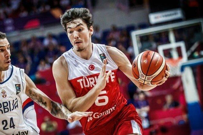 Osmanas | FIBA nuotr.
