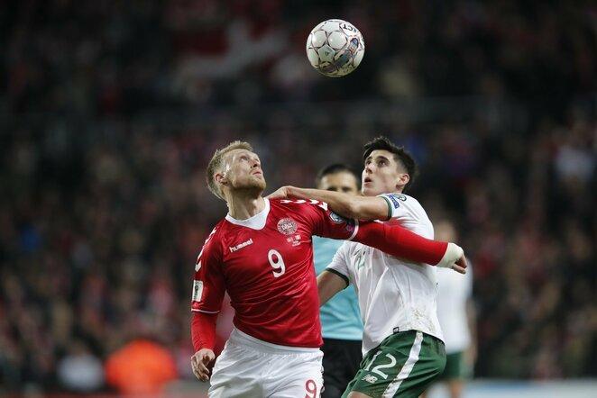 Pasaulio čempionato atranka: Danija - Airija (2017.11.11) | Scanpix nuotr.