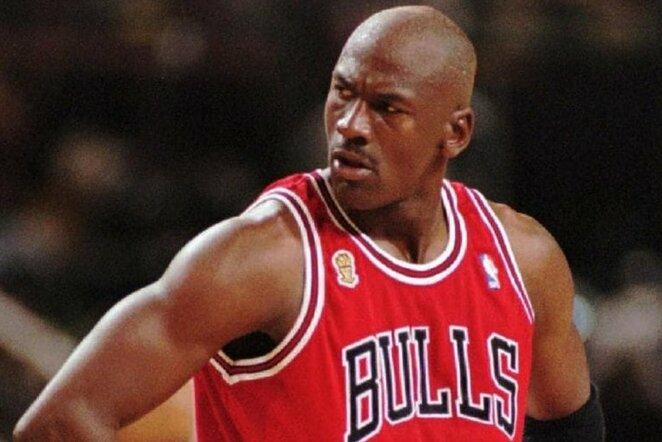 "Michaelis Jordanas   ""Twitter"" nuotr."