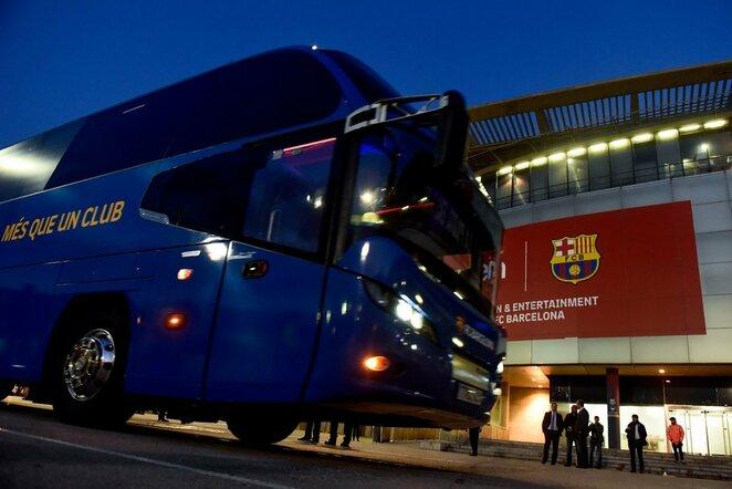 """Barcelona"" autobusas | Scanpix nuotr."