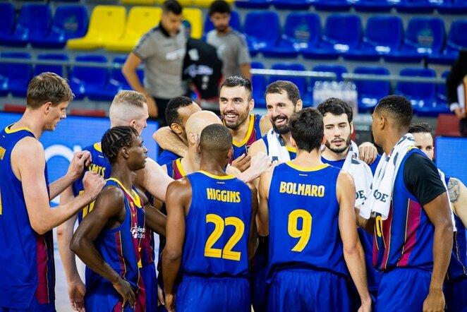 Barcelona | Organizatorių nuotr.