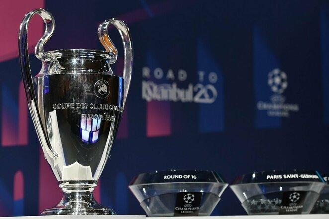 UEFA Čempionų lyga   Scanpix nuotr.