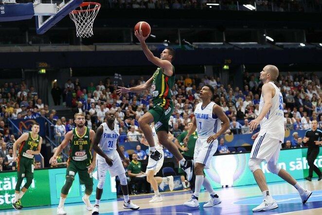 Kalnietis | FIBA nuotr.