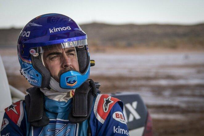 """Fernando Alonso   """"Twitter"""" nuotr."""