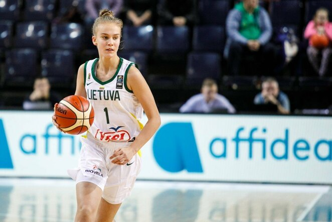 Justė Jocytė   Eriko Ovčarenko / BNS foto nuotr.