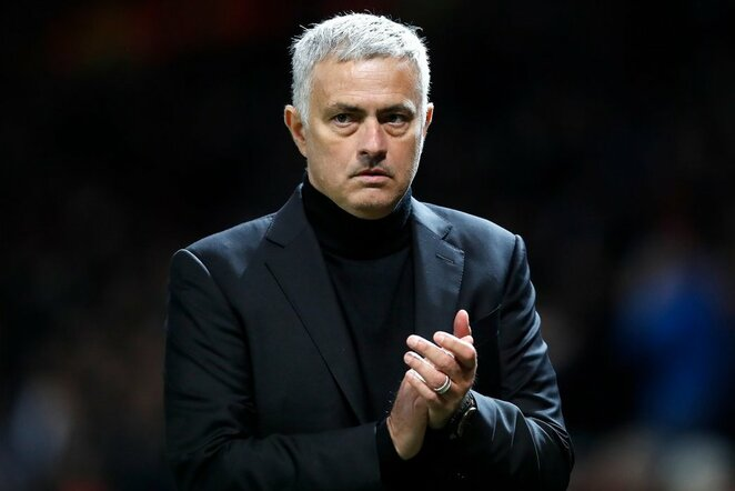 Jose Mourinho | Scanpix nuotr.