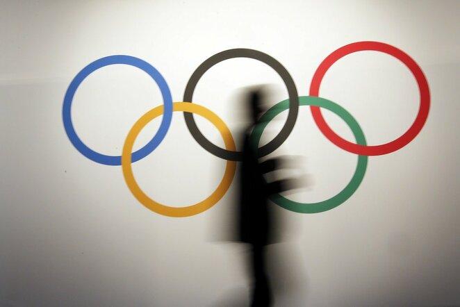 Olimpiniai žiedai | Scanpix nuotr.
