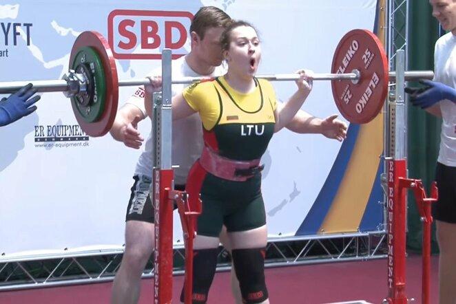 Ugnė Karsokaitė   Youtube.com nuotr.