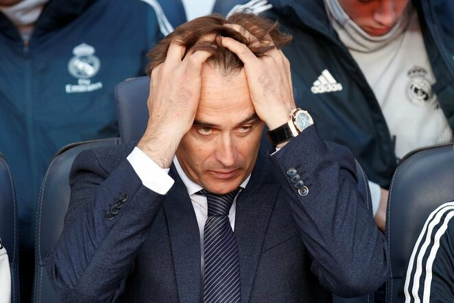 """""""El Clasico"""": """"Barcelona"""" - Madrido """"Real""""   Scanpix nuotr."""