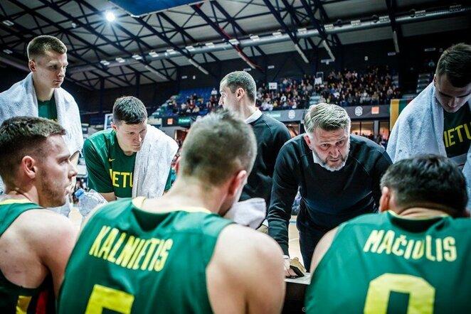 Darius Maskoliūnas   FIBA nuotr.