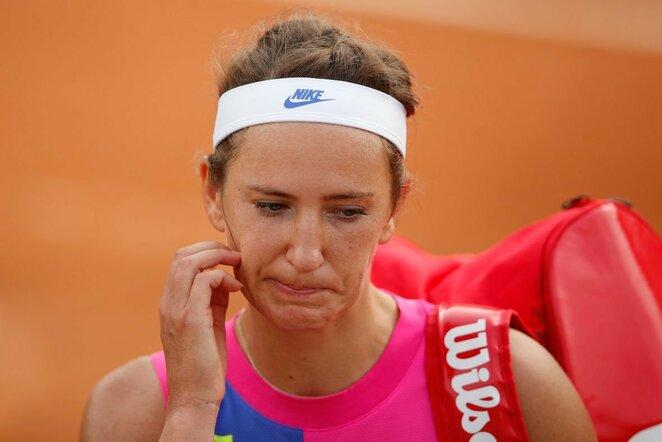 Viktorija Azarenka   Scanpix nuotr.