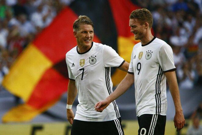 Vokietijos futbolo rinktinė | Scanpix nuotr.